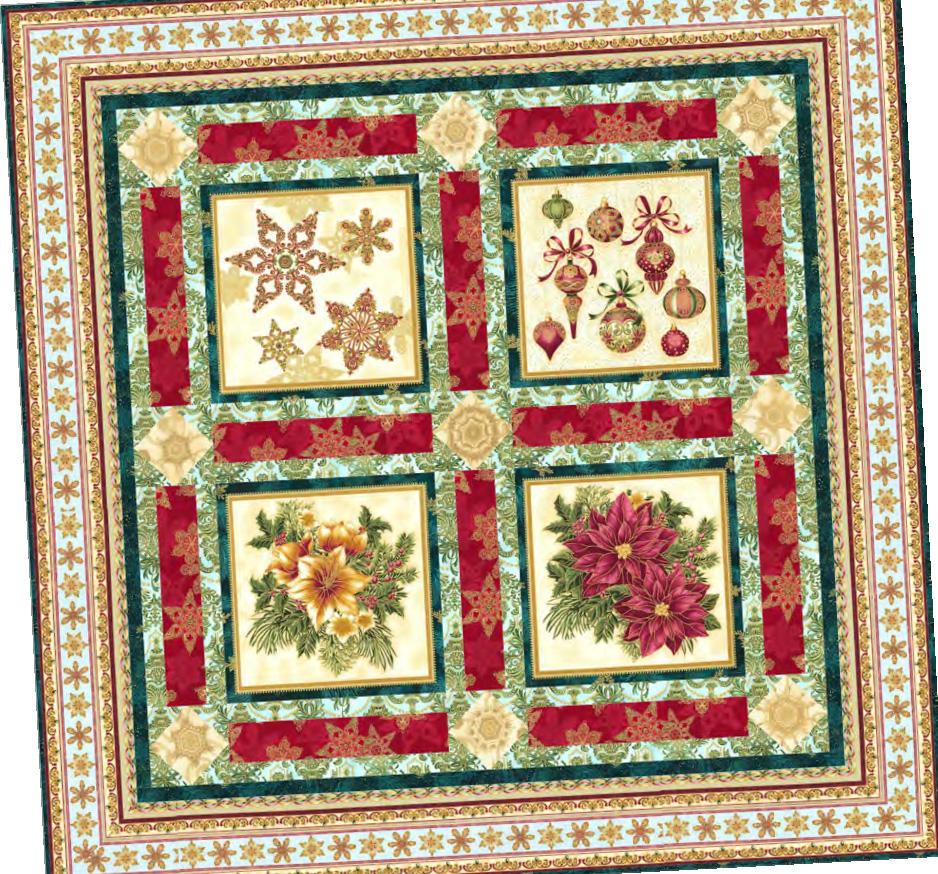 Quilt Patterns Using Panels Cool Design Inspiration
